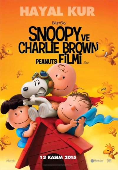 Snoopy ve Charlie Brown Peanuts Filmi 2015 ( DVDSCR x264 ) Türkçe Altyazı, BluRay Dual Türkçe Dublaj Film indir, Film-Rip.Com Film indir