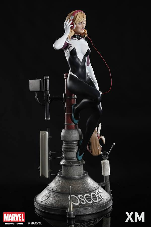 Premium Collectibles : Spider-Gwen 23517692_195423705146ebug9