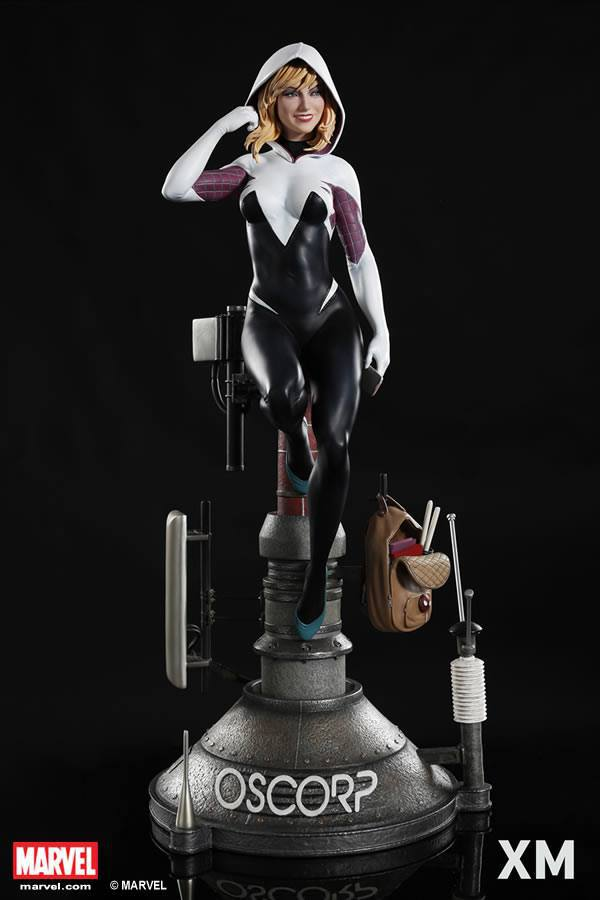 Premium Collectibles : Spider-Gwen 23517871_1954236964792nkp9