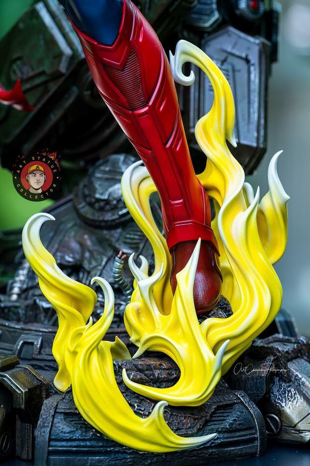 Premium Collectibles : Captain Marvel 1/4 Statue 239768093_136256025362bjbo