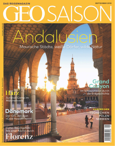 Geo Saison Das Reisemagazin September No 09 2018