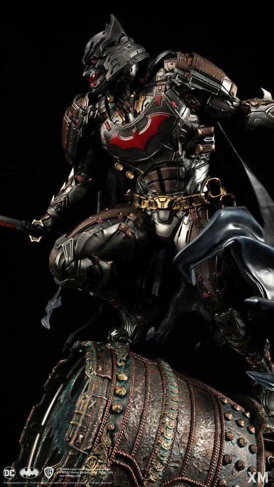 Samurai Series : Batman Shugo 23mlkd6