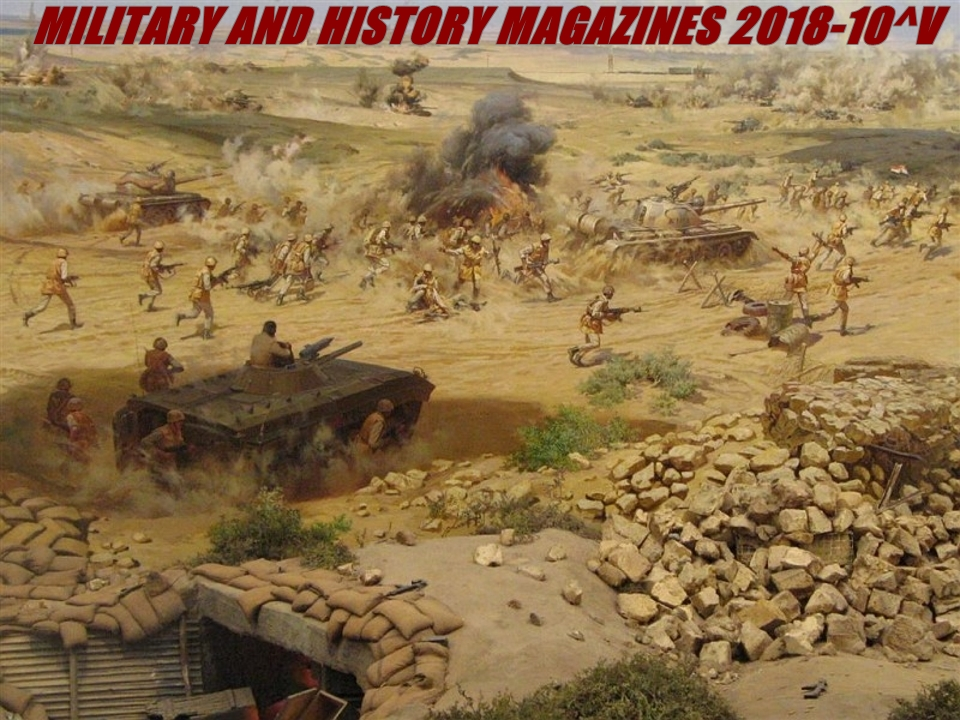 Military and History Magazines 2018-10