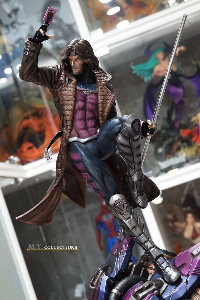 Premium Collectibles : Gambit** 23xjro