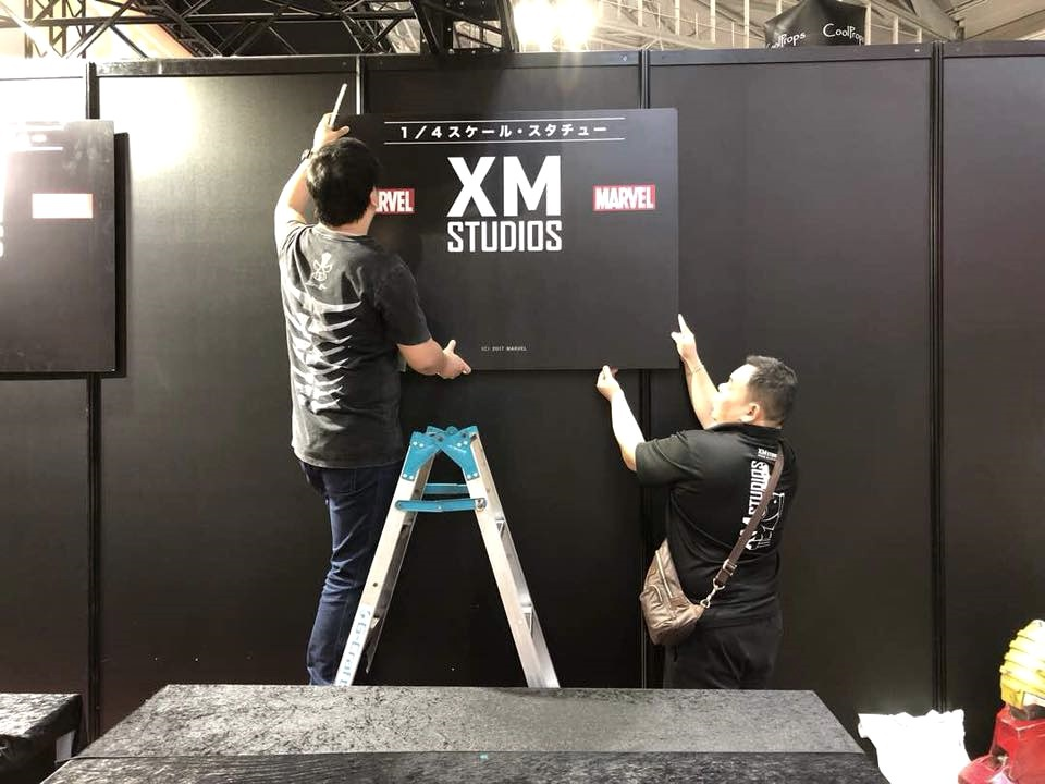 XM Studios: Coverage Tokyo Comic Con 2017 - Dec 1st-3rd 24068325_2055915528026quud