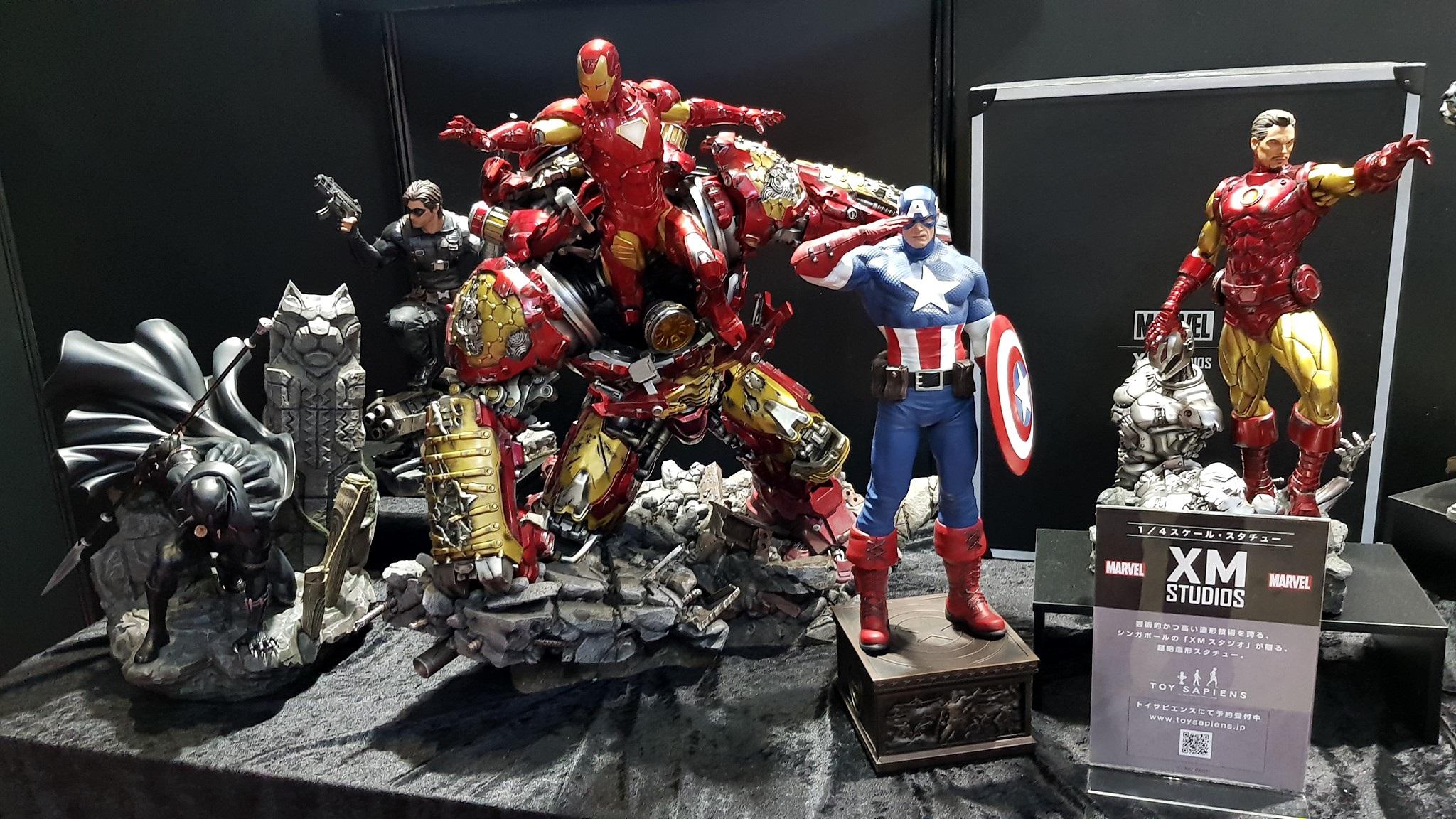 XM Studios: Coverage Tokyo Comic Con 2017 - Dec 1st-3rd 24173175_101597447552v0oic