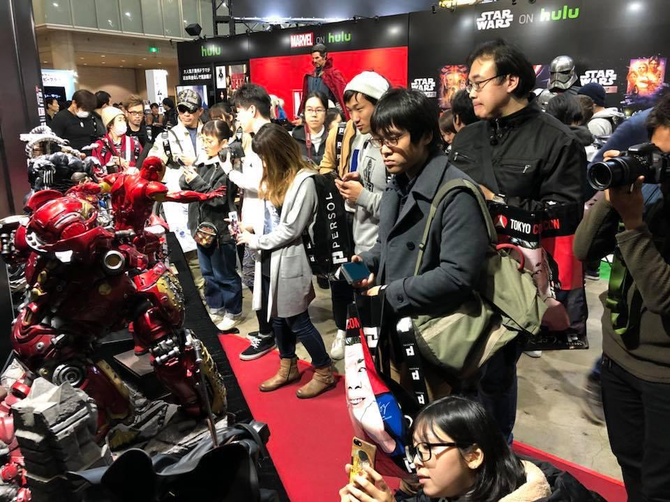 XM Studios: Coverage Tokyo Comic Con 2017 - Dec 1st-3rd 24231956_152364860105a8j3h