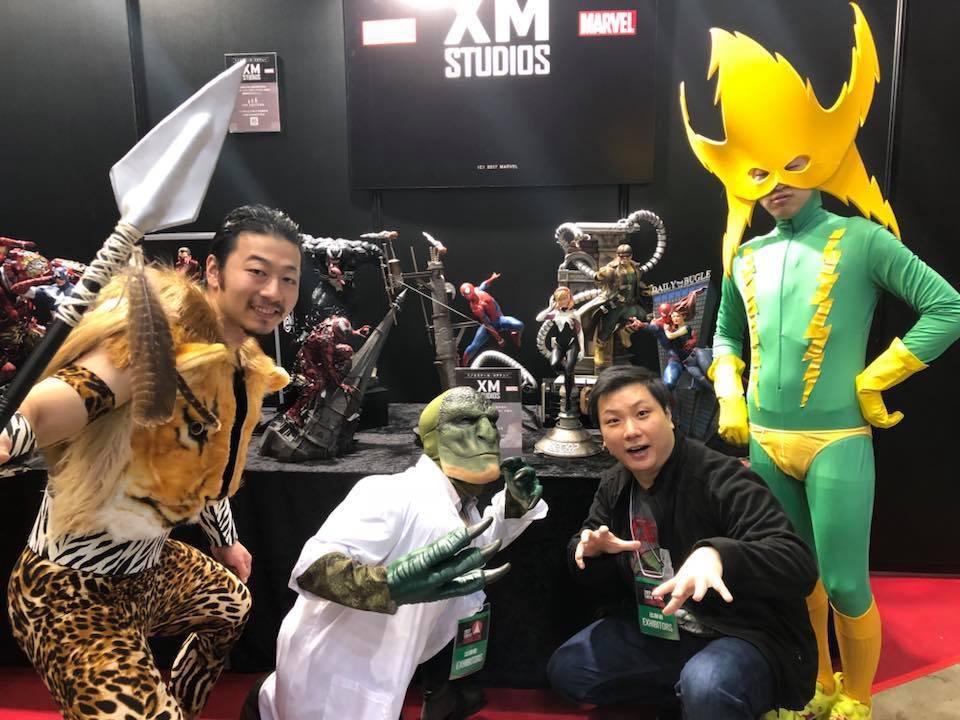 XM Studios: Coverage Tokyo Comic Con 2017 - Dec 1st-3rd 24232237_205689935126s5phz