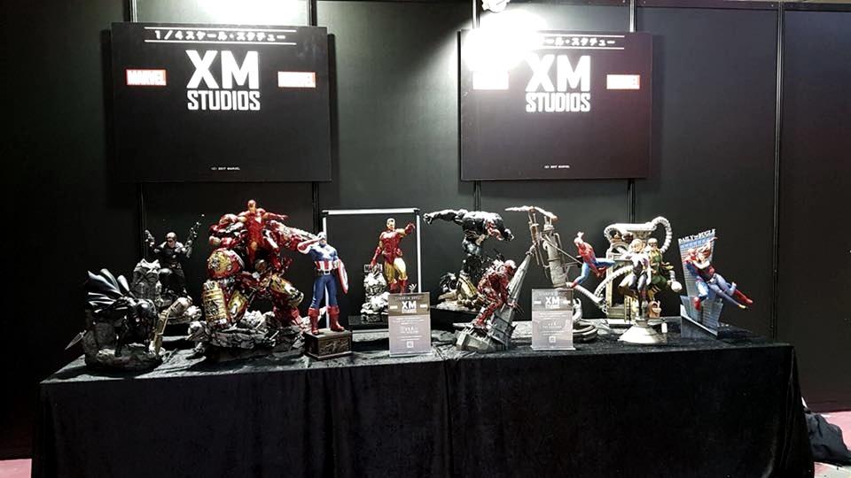 XM Studios: Coverage Tokyo Comic Con 2017 - Dec 1st-3rd 24232463_205591565802ybubw