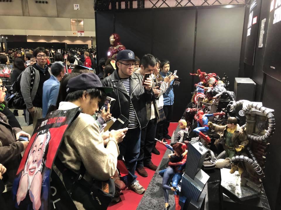 XM Studios: Coverage Tokyo Comic Con 2017 - Dec 1st-3rd 24232611_152364856438tvjaf