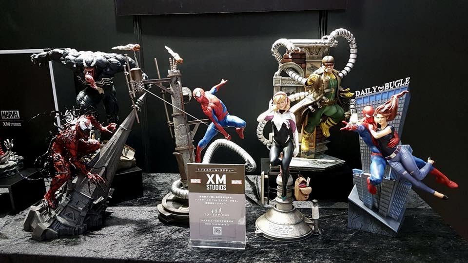 XM Studios: Coverage Tokyo Comic Con 2017 - Dec 1st-3rd 24294359_2055915711360su9l
