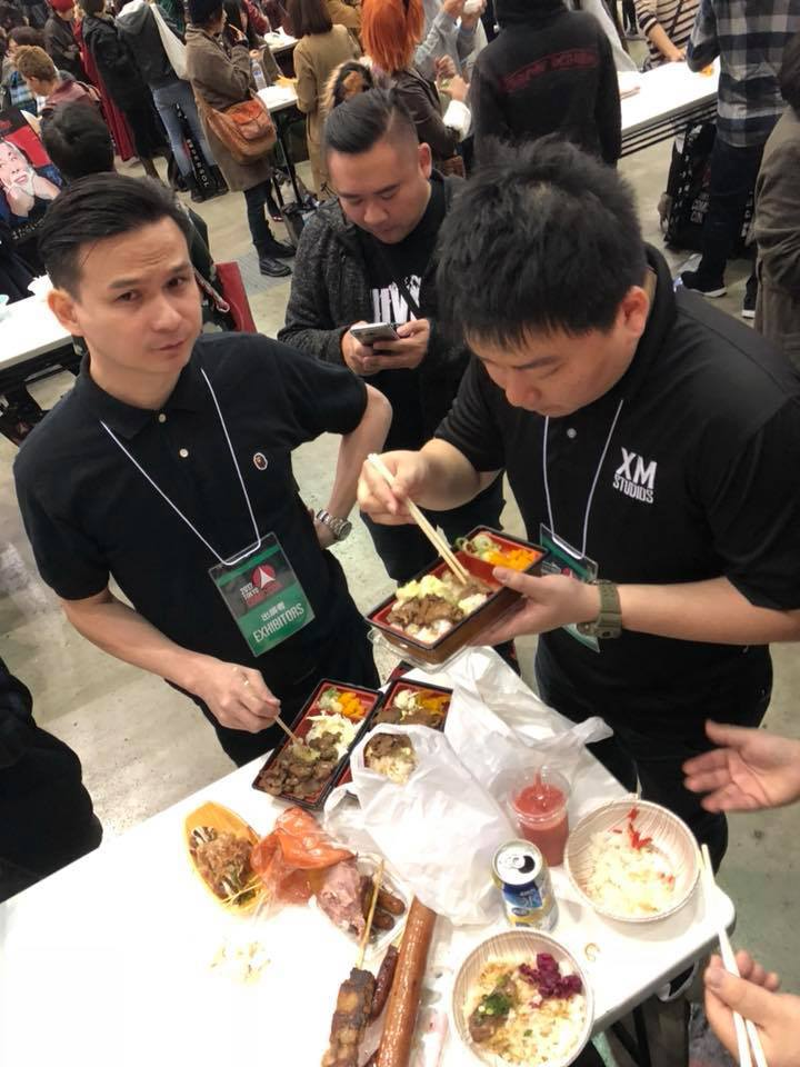 XM Studios: Coverage Tokyo Comic Con 2017 - Dec 1st-3rd 24296652_205735228455mvom3
