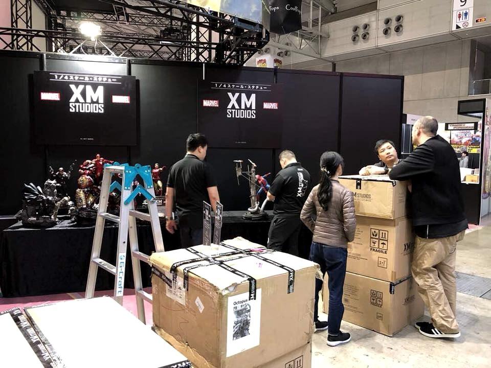 XM Studios: Coverage Tokyo Comic Con 2017 - Dec 1st-3rd 24300891_2055915588022nu3g