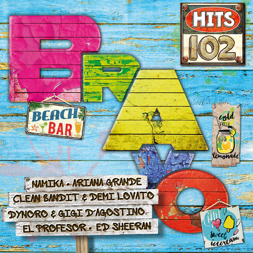 Bravo Hits Vol. 102 (2018)