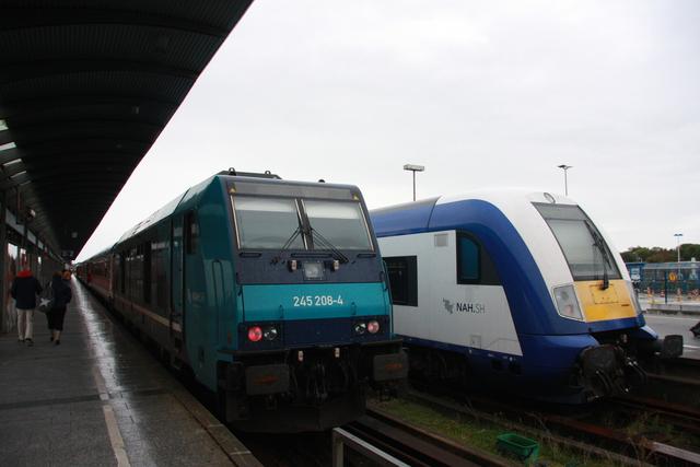 245 208-4 RE 11079 Westerland