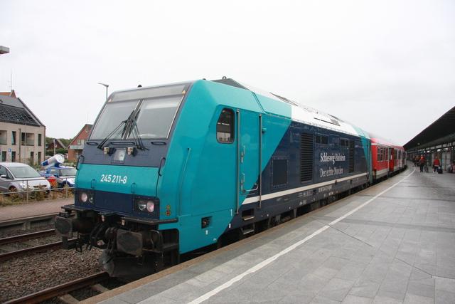 245 211-8 RE 11023 Westerland