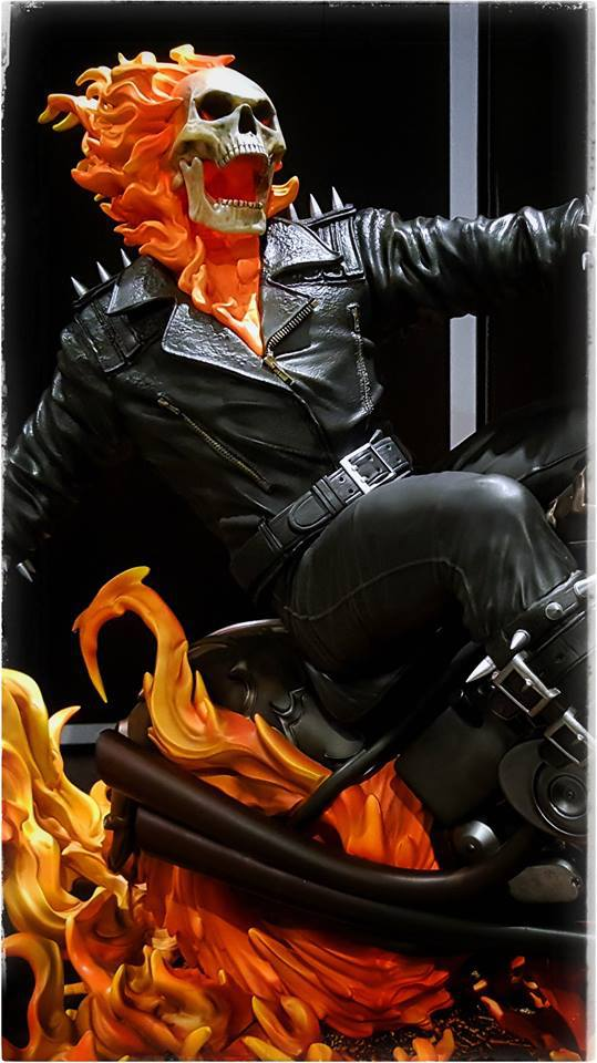 Premium Collectibles : Ghost Rider - Page 6 249pgp