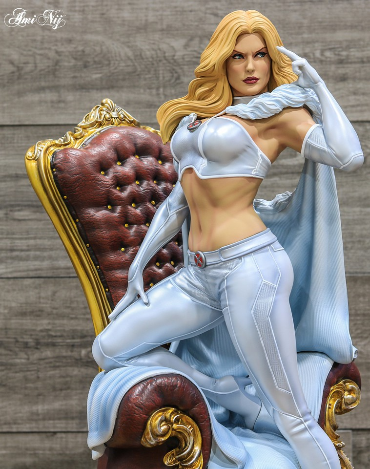 Premium Collectibles : Emma Frost 24akdt