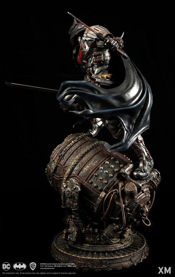 Samurai Series : Batman Shugo 24kpksv