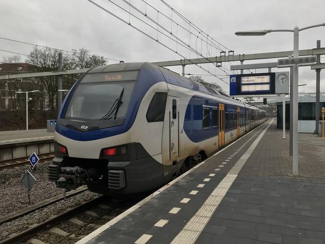 2506  SPR 6653 Arnhem Centraal