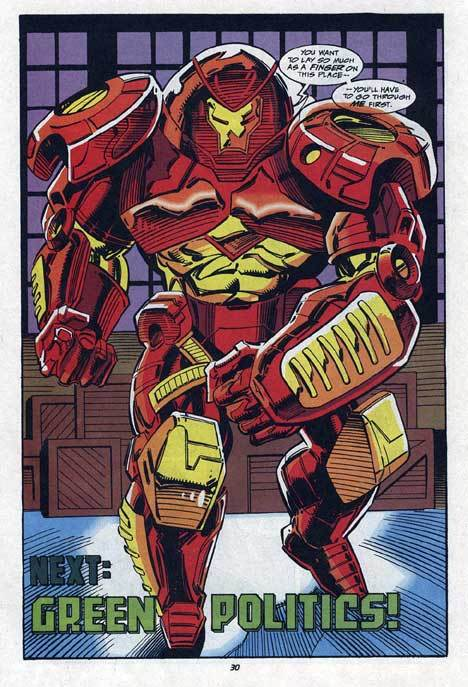 The Most Ridiculous/Stupid Iron Man Armour  | NeoGAF