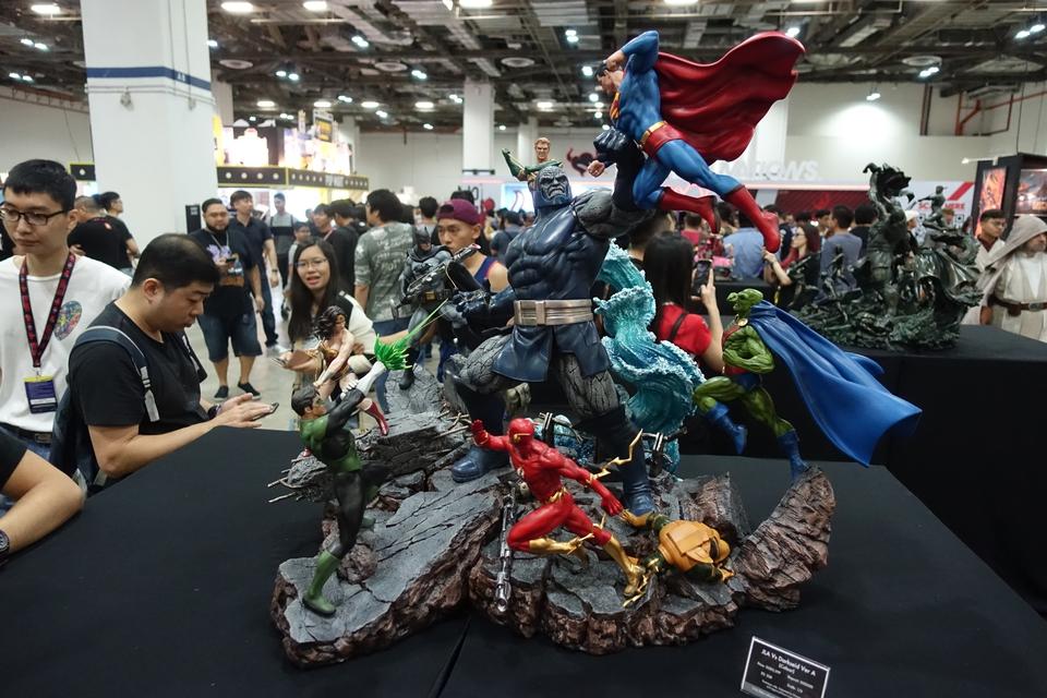 XM Studios: Coverage Singapore Comic Con 2019 – December 7th to 8th 251k3d