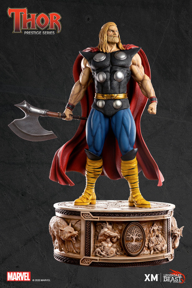Premium Collectibles : Thor 1/3 2585je6