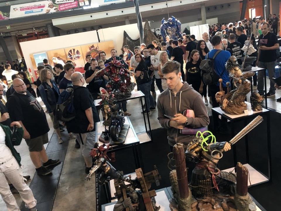 XM Studios: Comic Con Germany Stuttgart 2018  25aisib