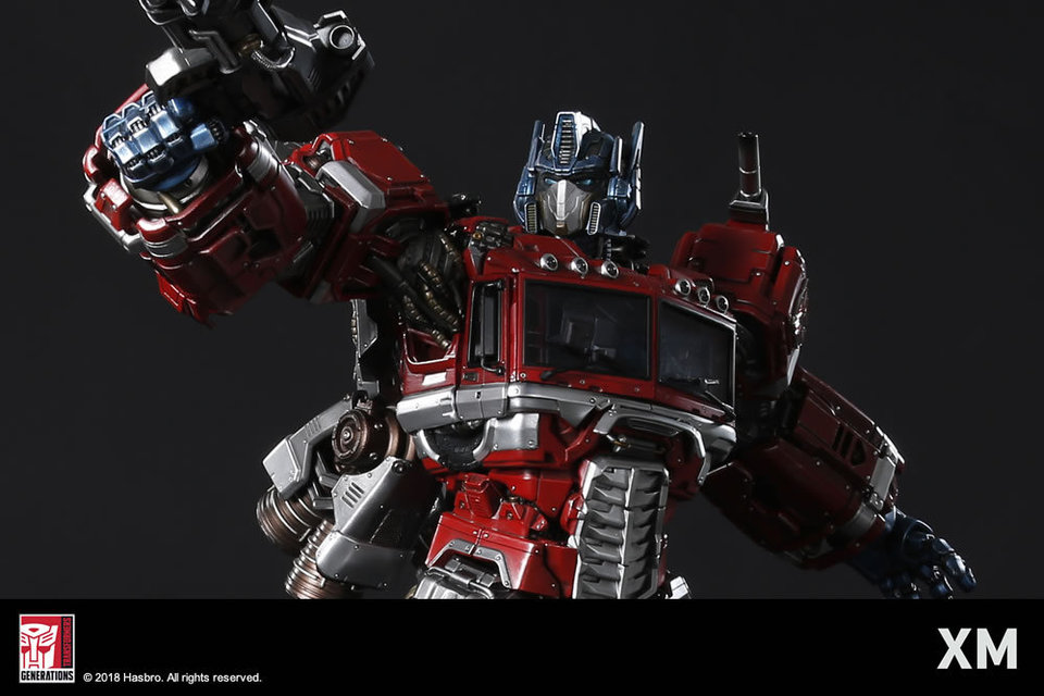 Premium Collectibles : Transformers - Optimus Prime (G1) - Page 2 25bpxm