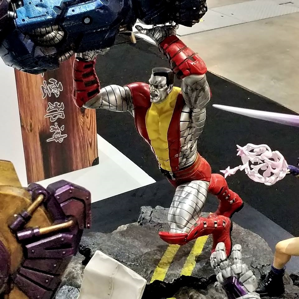 XM Studios: Coverage TAGCC 2018 - April 7th-8th 25xysp2