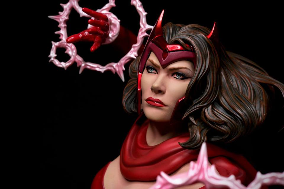 Premium Collectibles : Scarlet Witch** 260ijkh