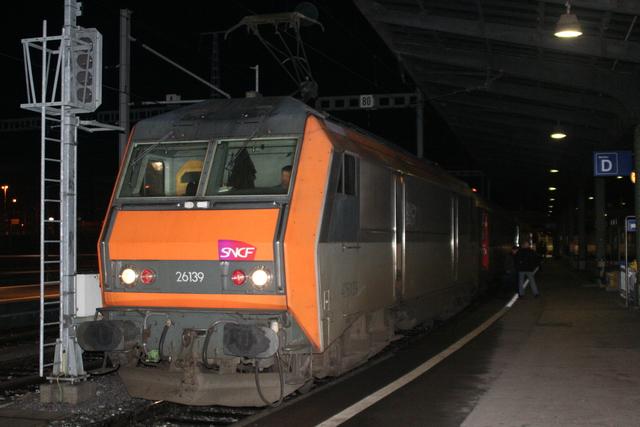 26139 Basel SNCF