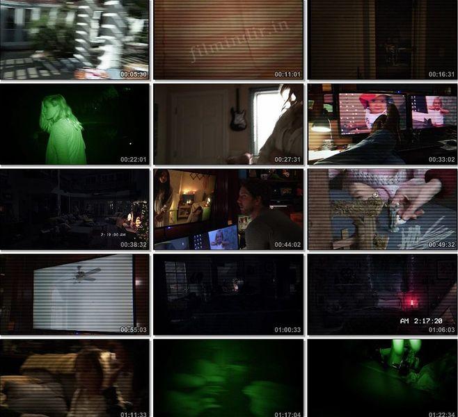 Paranormal Activity 5: Hayalet Boyutu Ekran Görüntüsü 1