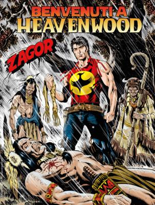 Zagor N.665 - Benvenuti a Heavenwood (Dicembre 2020)