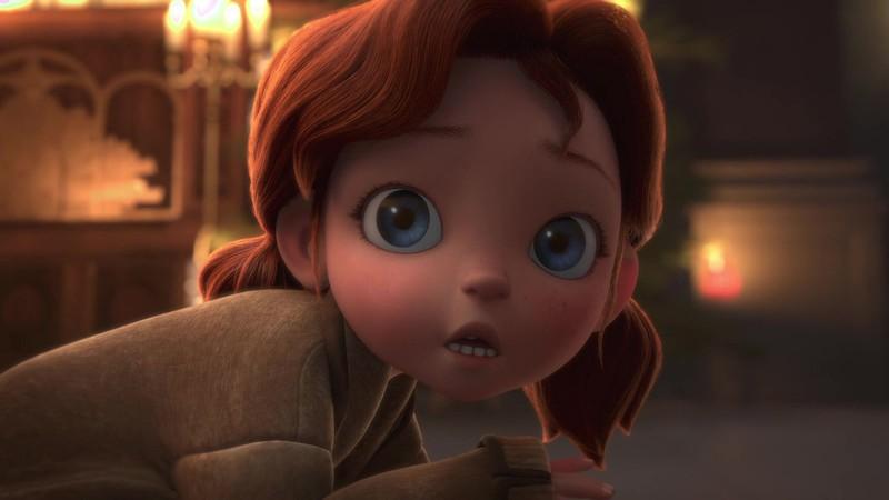 Angela'nin Noel'i Ekran Görüntüsü 1