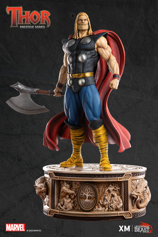 Premium Collectibles : Thor 1/3 26r8knn