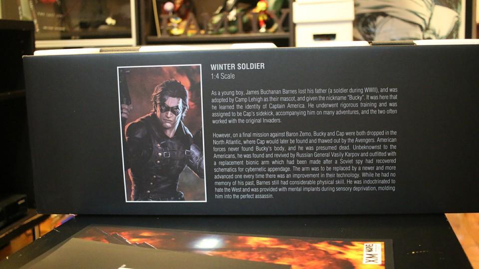 Premium collectibles : Winter Soldier  27164584_16430519724138p1y