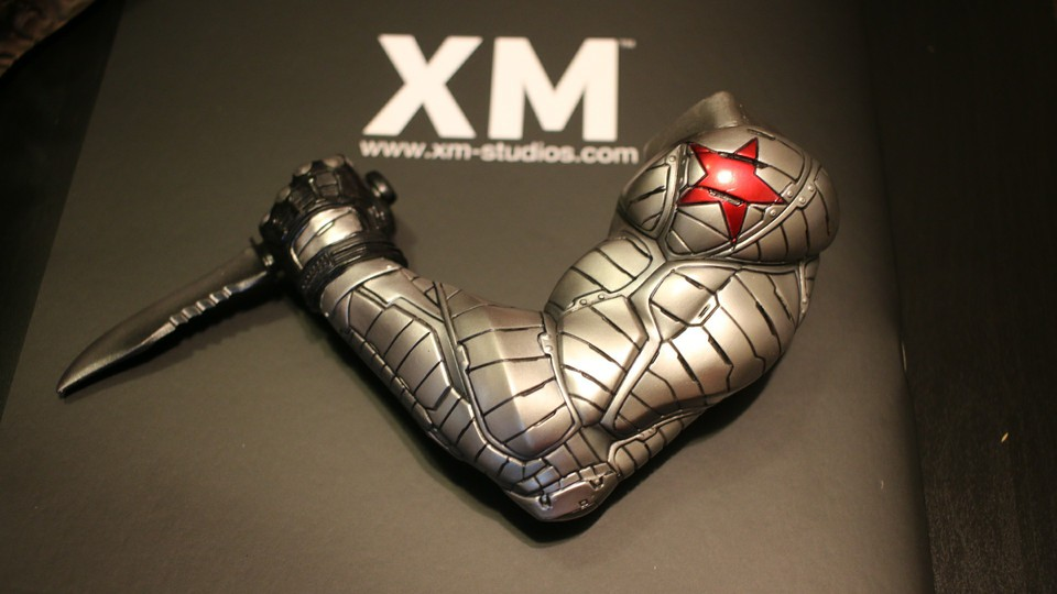 Premium collectibles : Winter Soldier  27500837_164305258241vnpf4