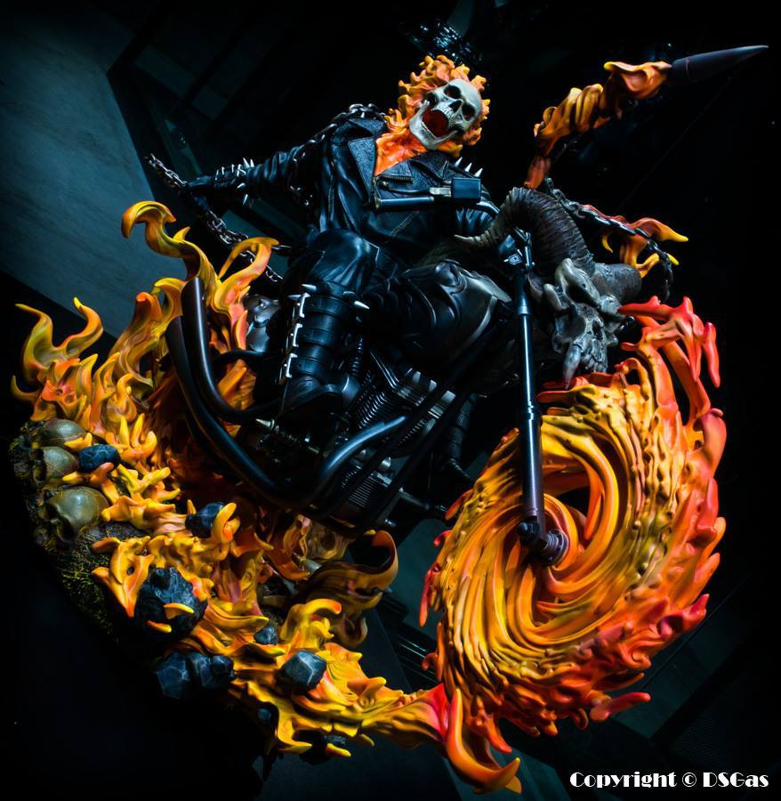 Premium Collectibles : Ghost Rider - Page 5 27huua5