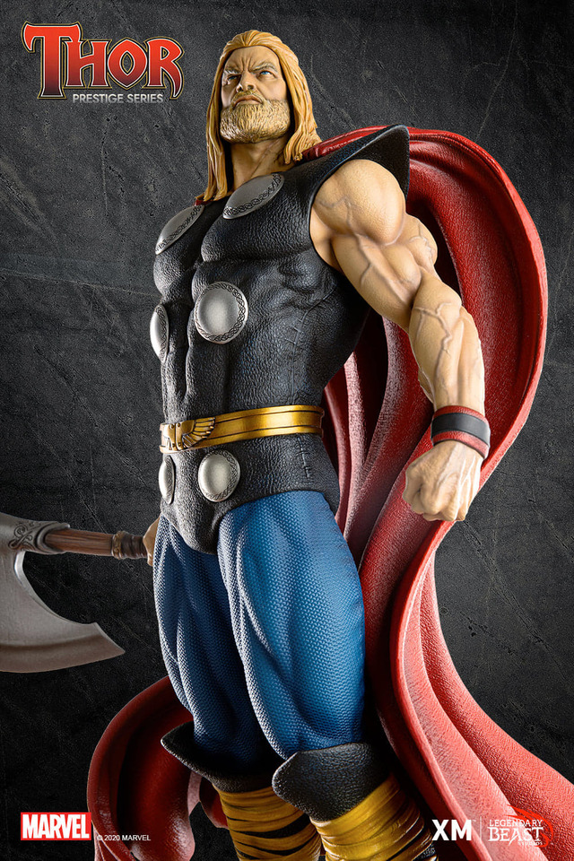 Premium Collectibles : Thor 1/3 27pbj1z