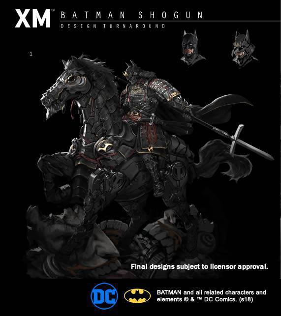 Samurai Series : Batman On Horse** 28378549_2005084836373tudp