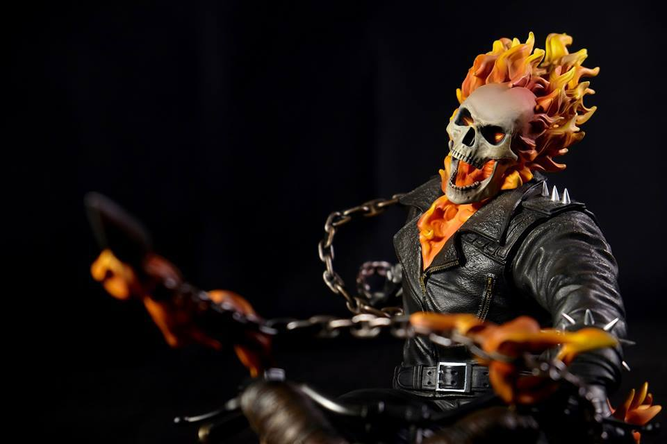 Premium Collectibles : Ghost Rider - Page 6 289slms