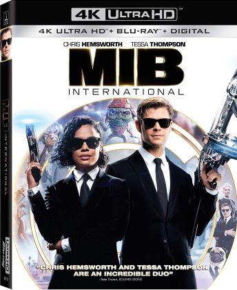 MULTI] - Men in Black International 2019 UHD BluRay 2160p