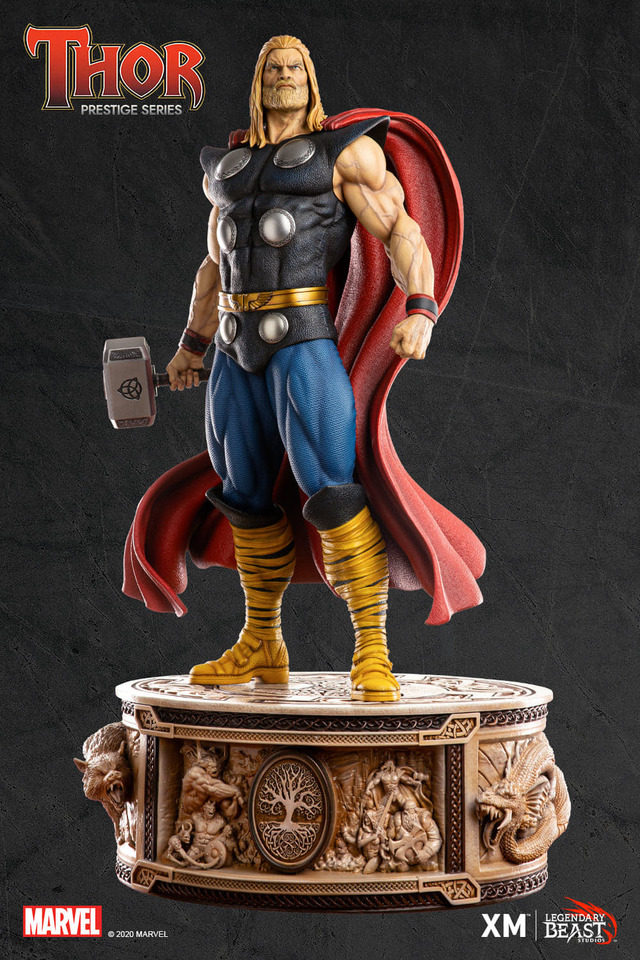 Premium Collectibles : Thor 1/3 28hxjon