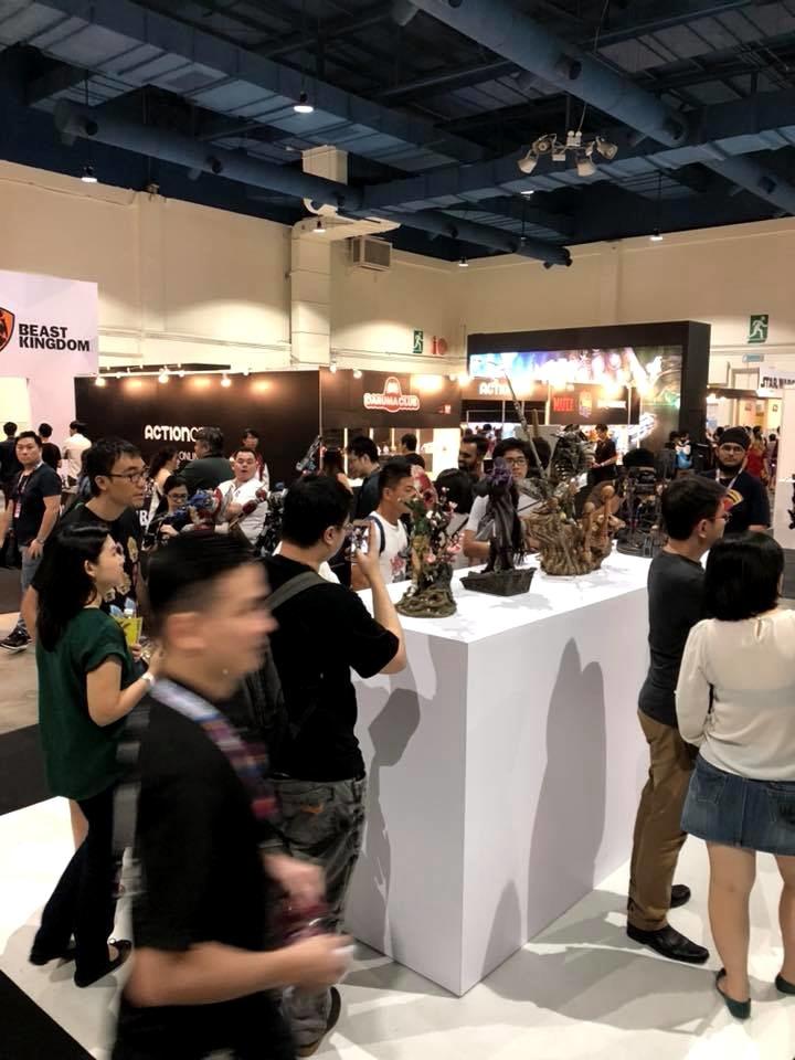 XM Studios: Coverage TAGCC 2018 - April 7th-8th 28jqsza