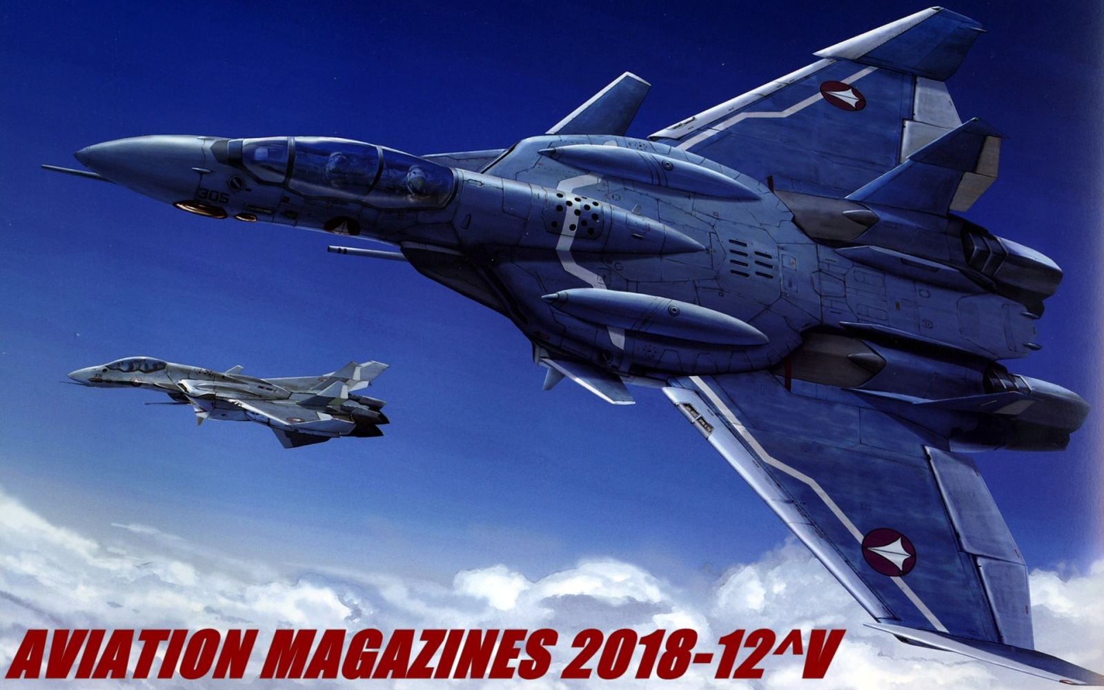 Aviation Magazines 2018-12
