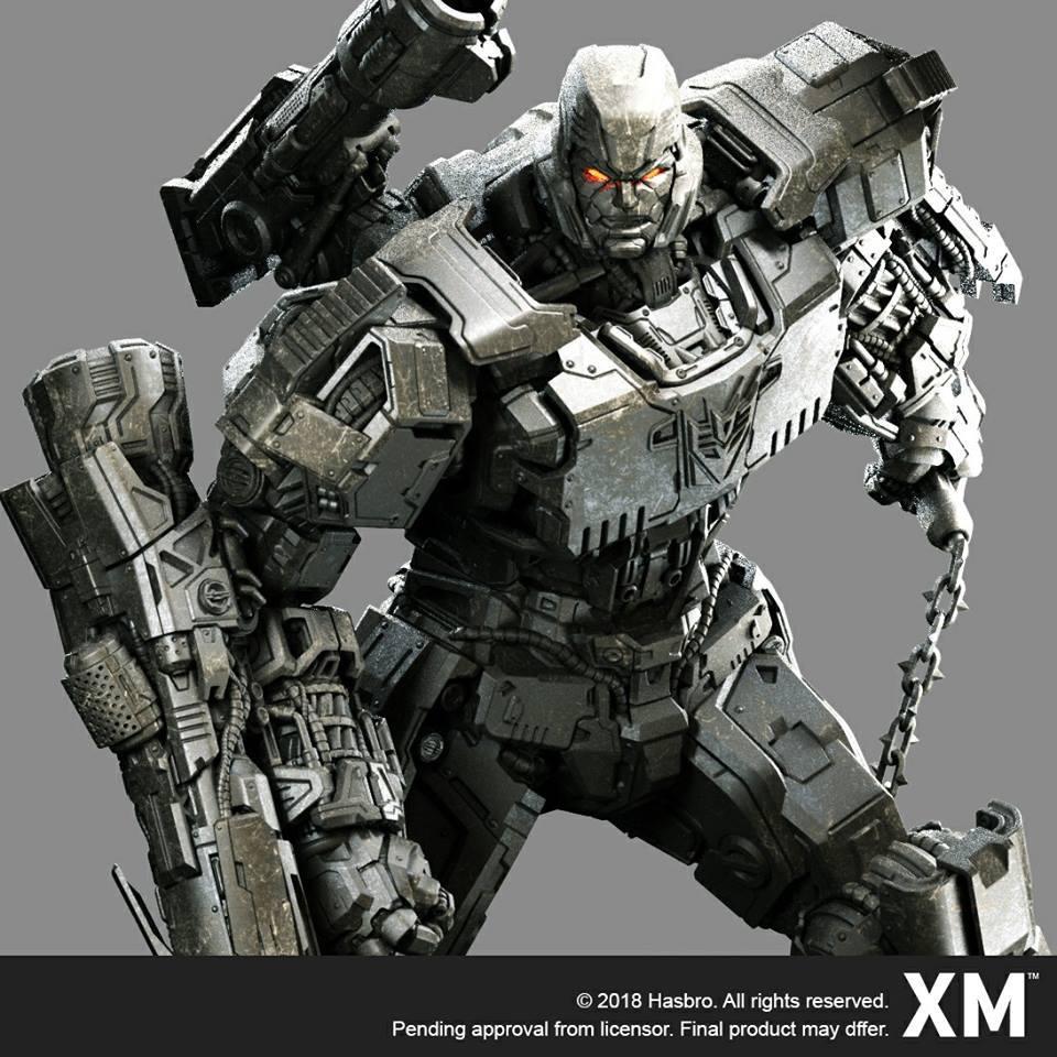 Premium Collectibles : Transformers - Megatron (G1)** 29425888_201749120513mopui