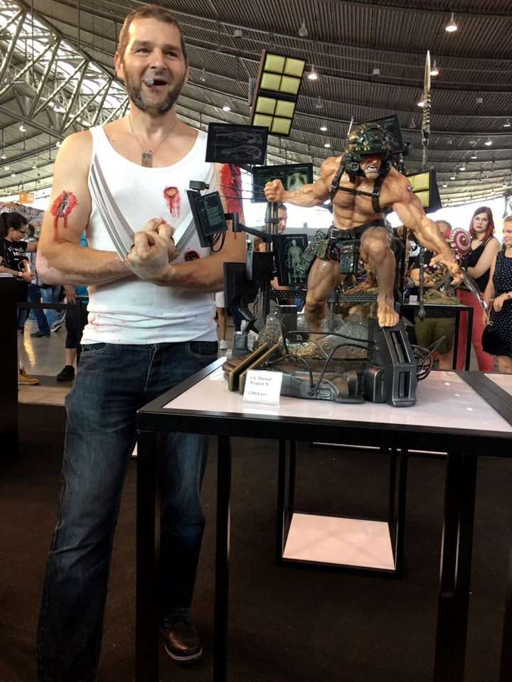 XM Studios: Comic Con Germany Stuttgart 2018  29d7sgh