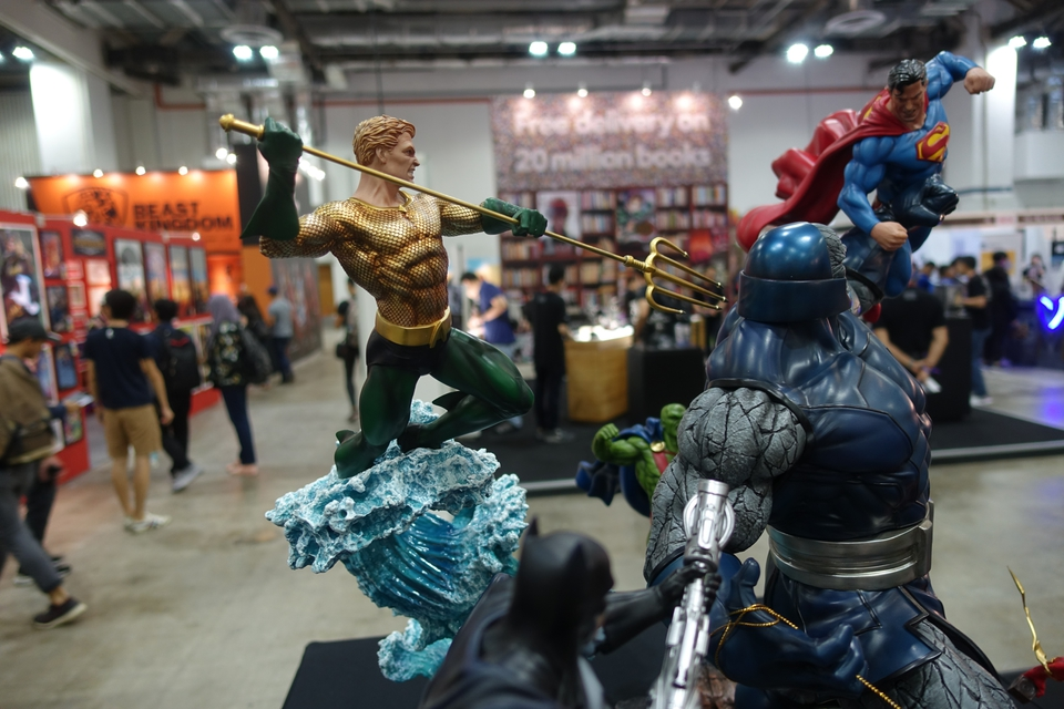 XM Studios: Coverage Singapore Comic Con 2019 – December 7th to 8th 29mwkug