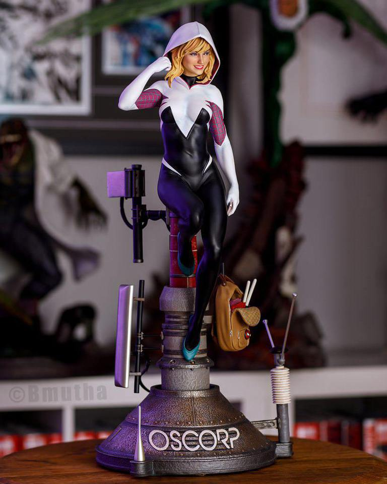 Premium Collectibles : Spider-Gwen 29nqo4